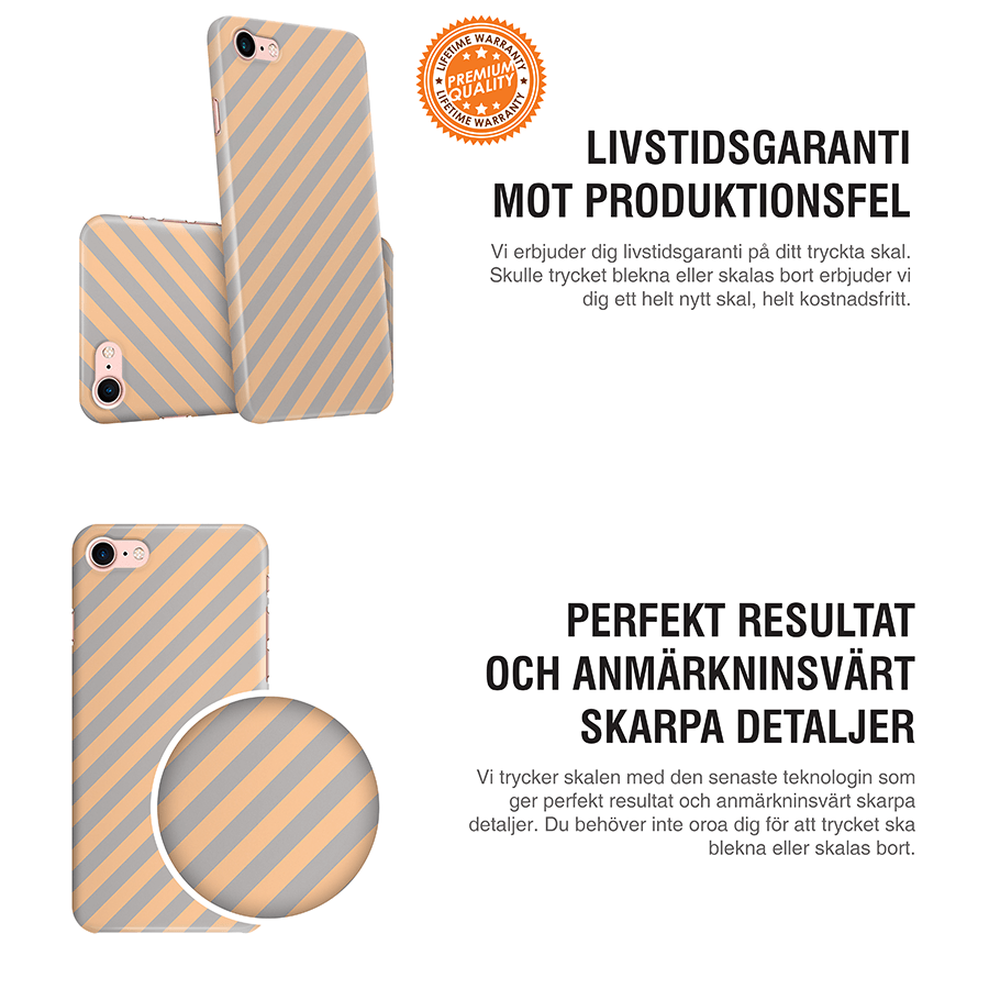 Designer Skal till Apple iPhone XR - Pat2243