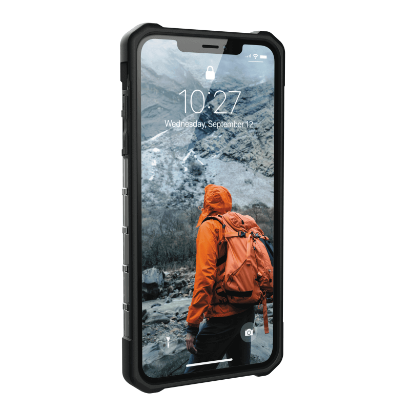 UAG iPhone XS Max Plasma Cover - Ash