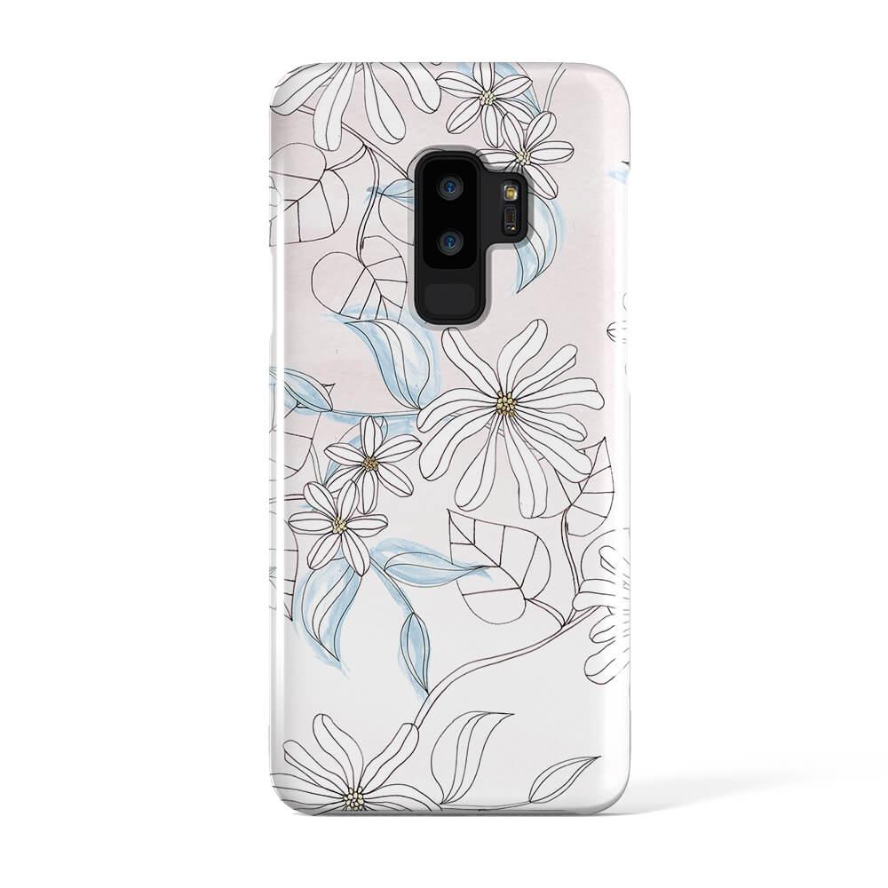Svenskdesignat mobilskal till Samsung Galaxy S9 Plus - Pat2083