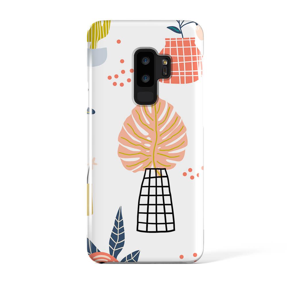 Svenskdesignat mobilskal till Samsung Galaxy S9 Plus - Pat2113