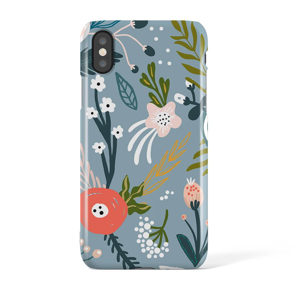 Svenskdesignat mobilskal till Apple iPhone XS/X - Pat2117