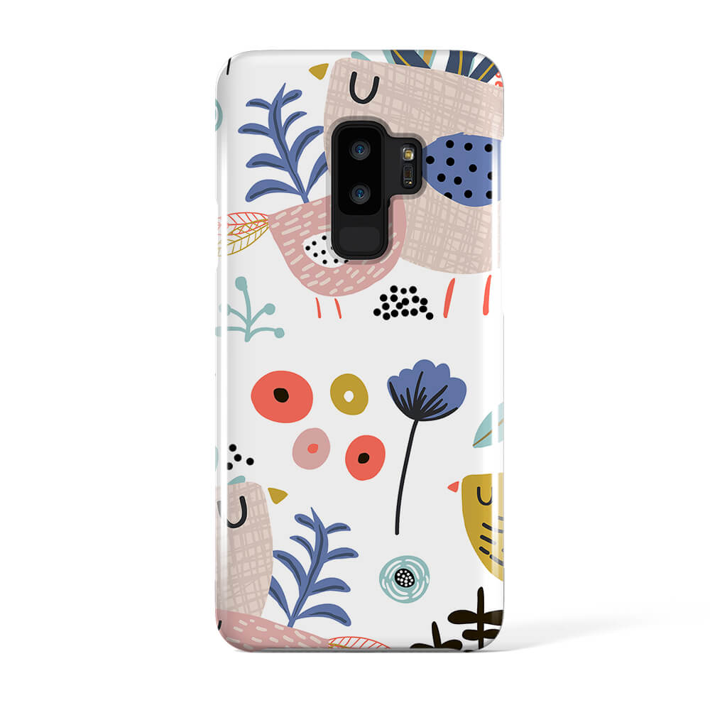 Svenskdesignat mobilskal till Samsung Galaxy S9 Plus - Pat2120