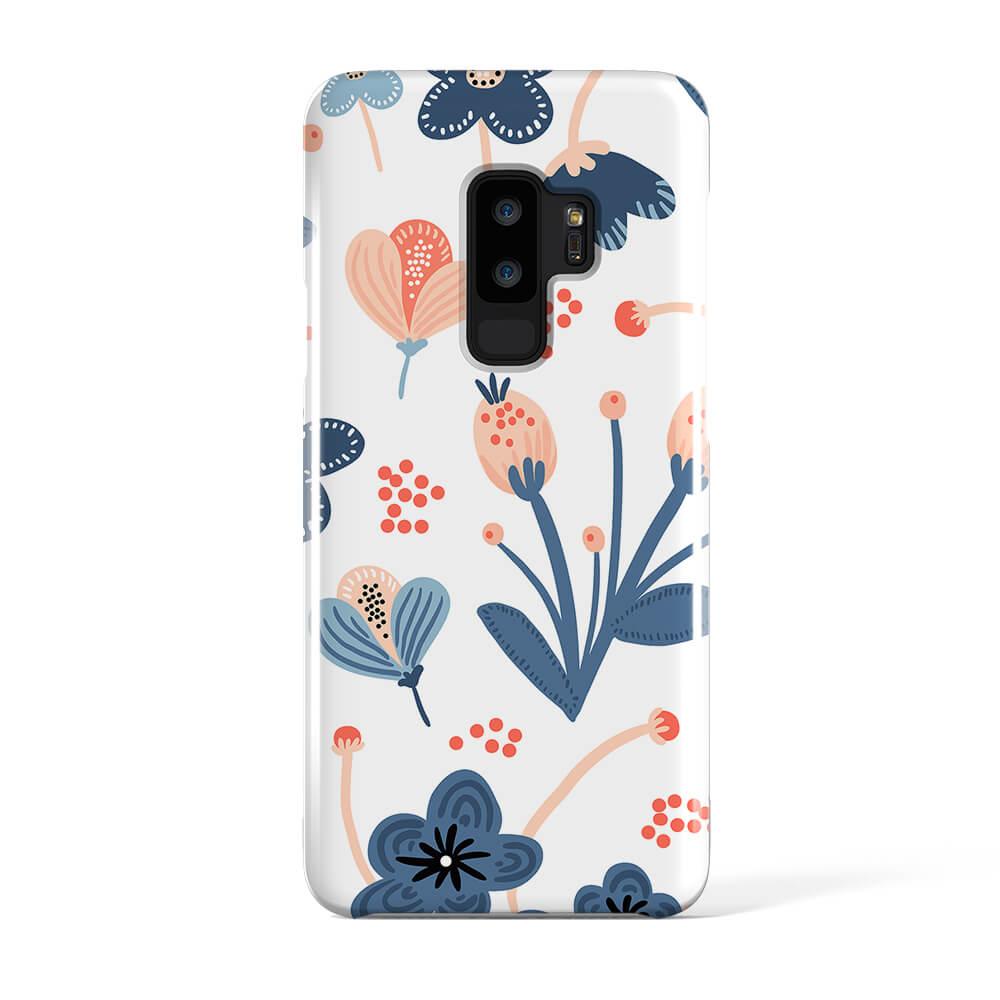 Svenskdesignat mobilskal till Samsung Galaxy S9 Plus - Pat2127