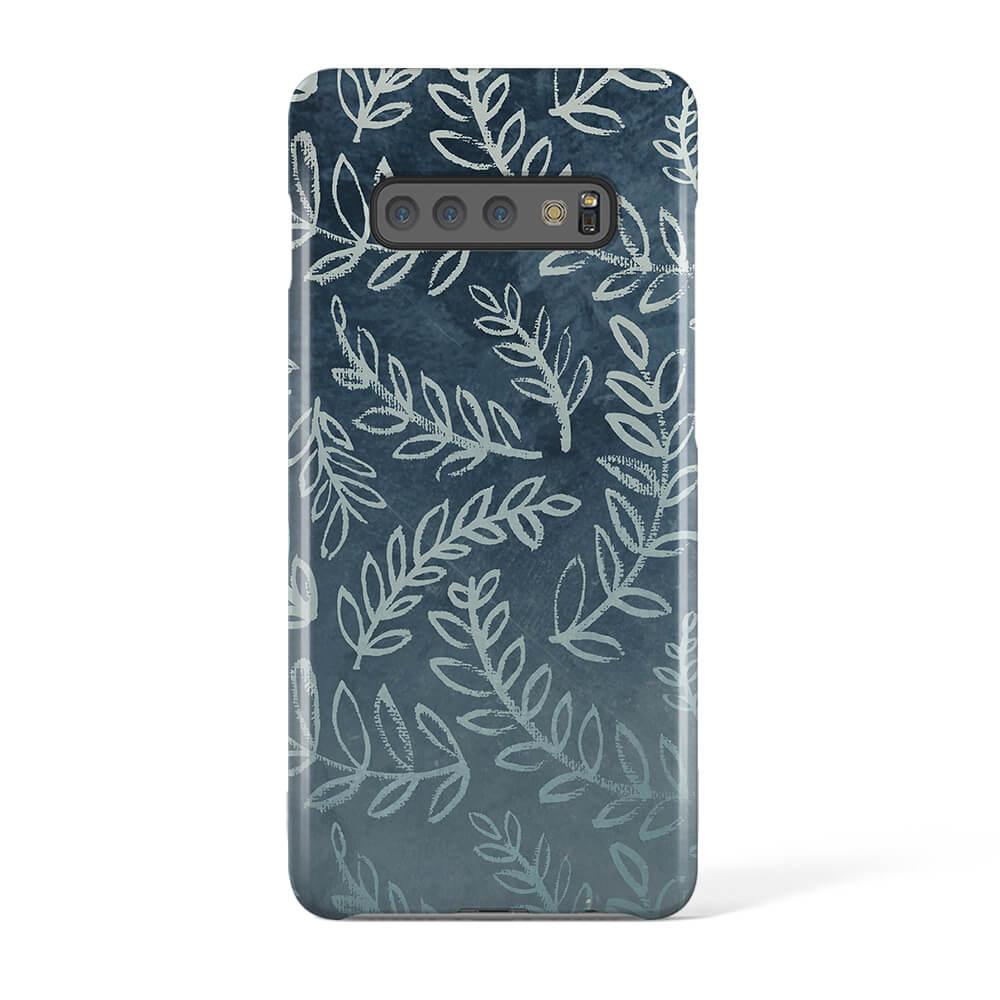 Svenskdesignat mobilskal till Samsung Galaxy S10 - Pat2164