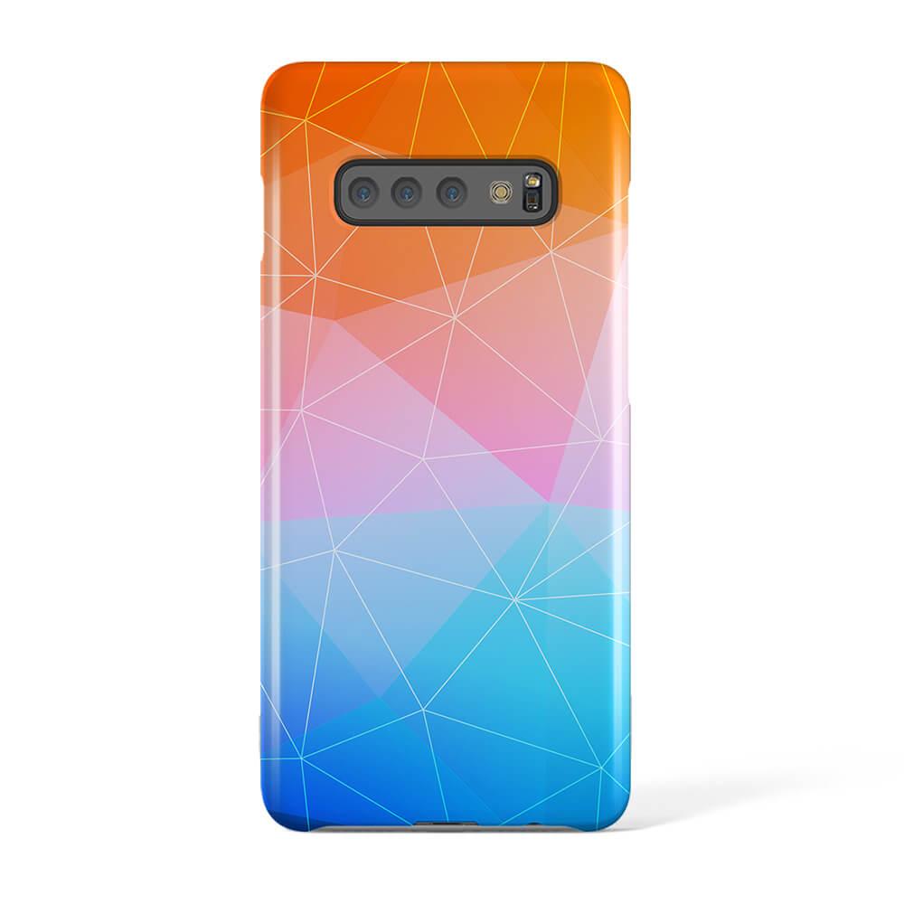 Svenskdesignat mobilskal till Samsung Galaxy S10 Plus - Pat2275