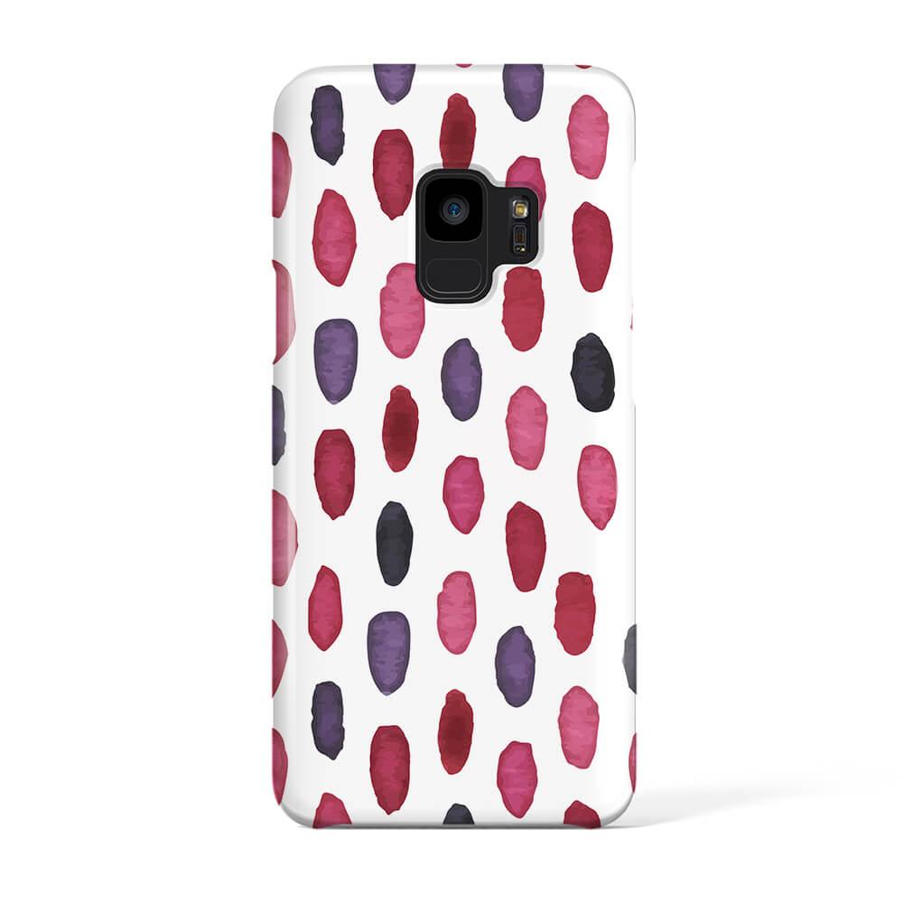 Svenskdesignat mobilskal till Samsung Galaxy S9 - Pat2302