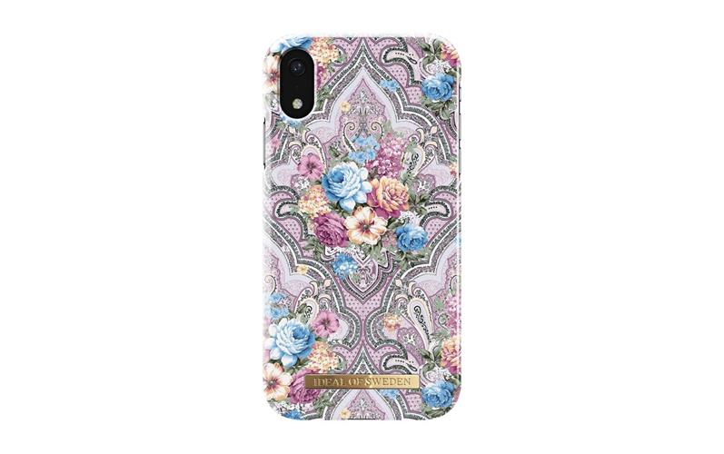 iDeal of Sweden Fashion Case iPhone XR - Romantic Paisley