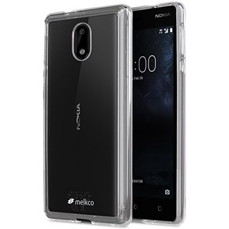 Melkco Polyultima Case Nokia 3 - Transparent