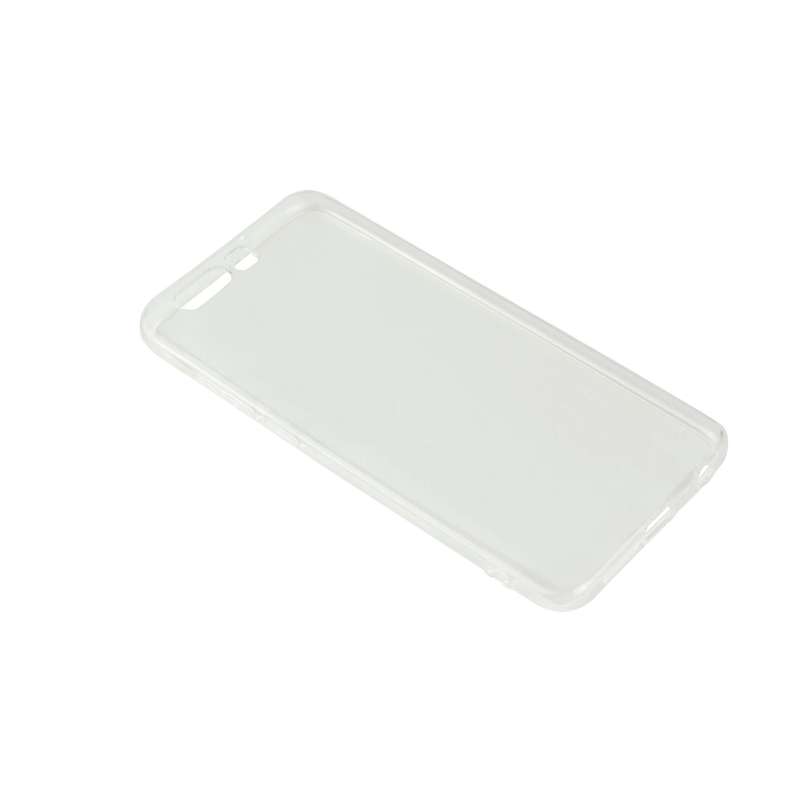GEAR TPU mobilskal till Huawei Honor 9 - Transparent