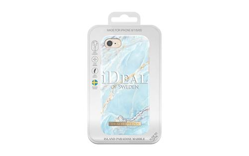 iDeal of Sweden Fashion Case iPhone 6/6S/7/8 - Island Paradise Marble