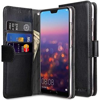 Melkco Walletcase Huawei P20 Pro - Black