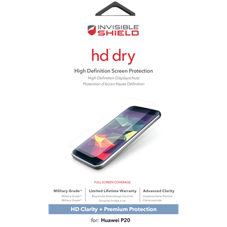 Zagg Invisibleshield Hd Dry Screen Huawei P20