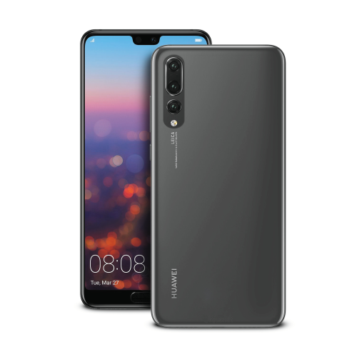 Puro 0.3 Nude Cover  Huawei P20 Pro -  transparent