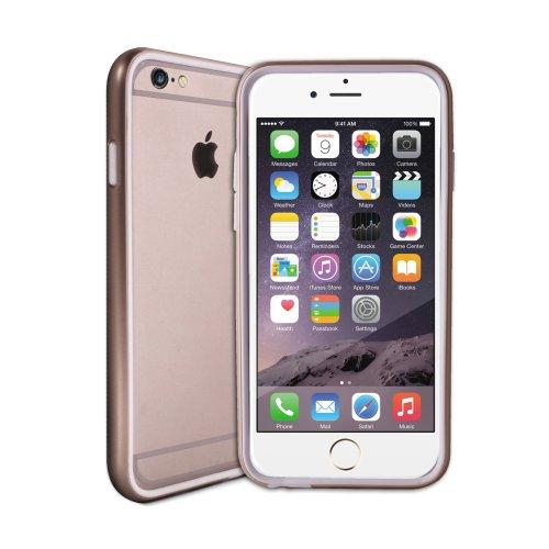 Mobilskal | iPhone 6s+ | Metallic Cover Guld