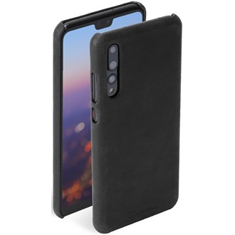 Krusell Sunne Cover Huawei P20 Pro Vintage -  Black