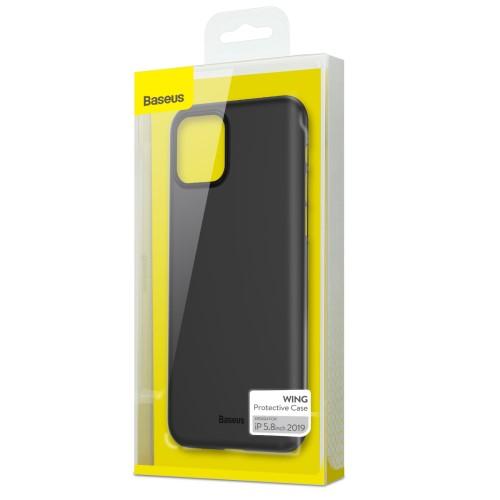 Mobilskal   iPhone 11 Pro   Baseus   Wing Skal Svart