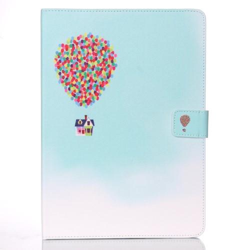 Plånboksfodral till iPad Air 2 - Flygande hus